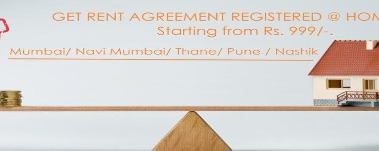 registered rent agreement, E-registration of leave and license, Online Rental agreement registration, Leave and license agreement registration in Mumbai, Online leave and license registration