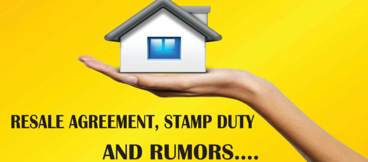 Stamp Duty, Agreement Registration